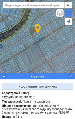 Земельна ділянка с.Байківці