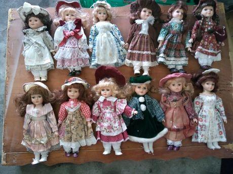 Bonecas de loiça