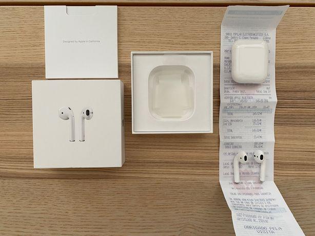 Apple AirPods Primeira Geração - AirPod esquerdo com problema