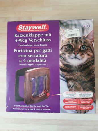 drzwiczki dla kota i psa
