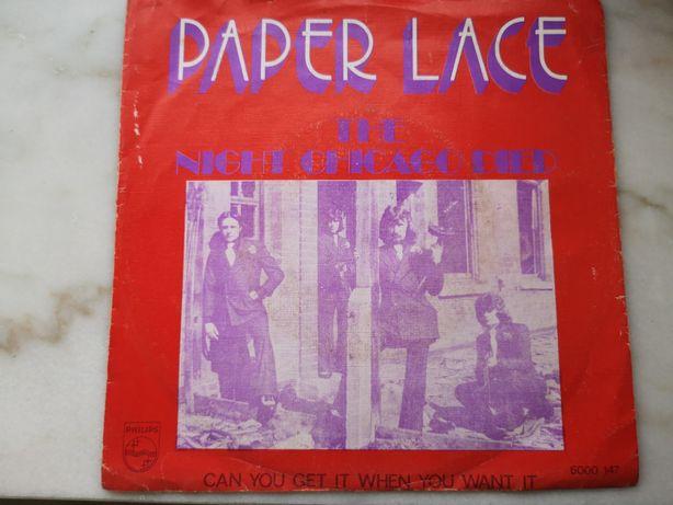 Vinil Paper Lace