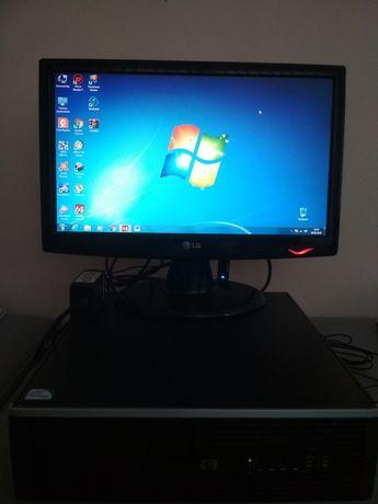 Продам комп HP6000Pro с 4-хъядерным процессором IntelCoreQuad Q6600