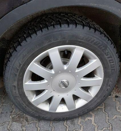 """Felgi Nissan Qashqai Primera aluminiowe 17"""""""