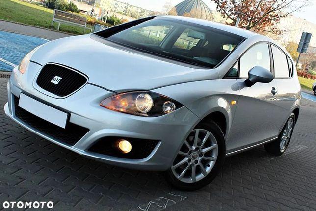 Seat Leon 1,6 TDI 2011r.// Serwis// ZAMIANA// Mały Przebieg//***