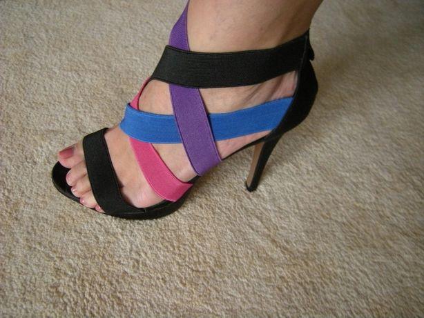 Sexy platforma sandały