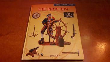 Książka Die piraten dla dzieci