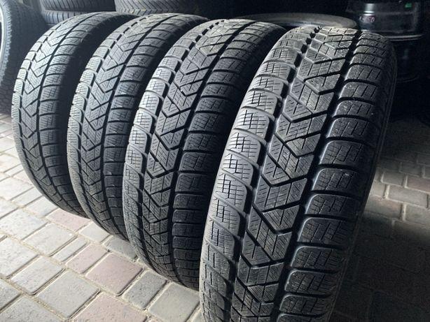 зима 215/70/R16 6,8мм Pirelli Scorpion Winter 4шт Зимняя резина шины