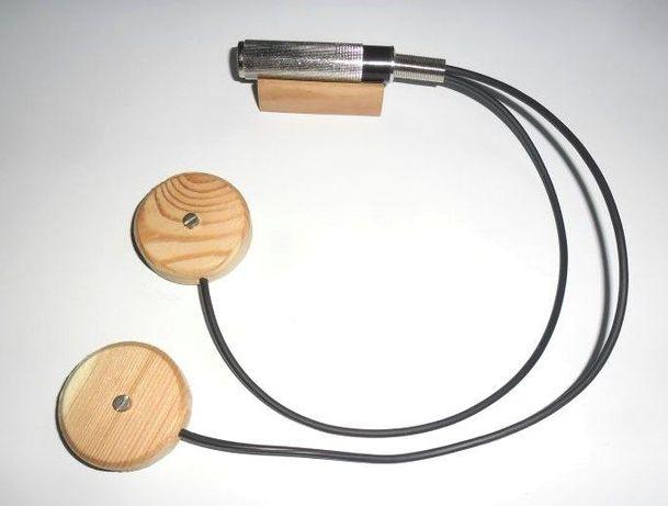 Gitara skrzypce banjo innowacyjna przystawka pickup do instrumentów