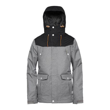 Kurtka ski/snb CLWR Charge Jacket Grey melange NOWA