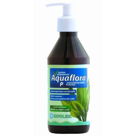 Zoolek Aquaflora P nawóz dla roślin akwariowych fosfor 250ml
