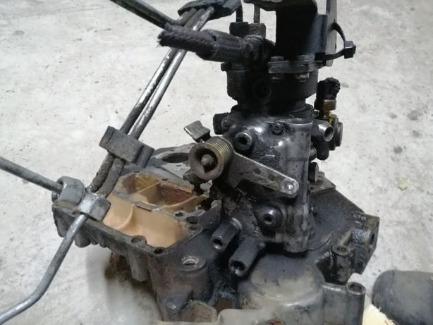 Perkins 4 cyl 1004 części pompa rozrząd koło flansza