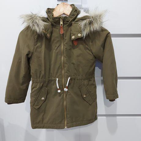 Sprzedam kurtkę dziewczęcą H&M