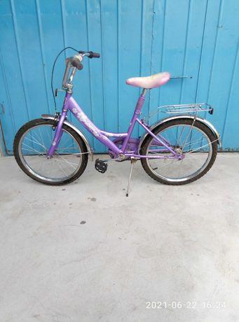 Дитячий велосипед Mustang , діаметр коліс 20.