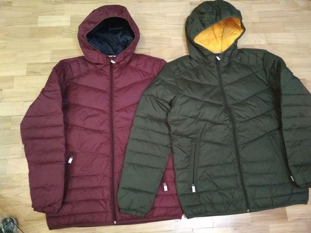 Куртка мужская демисезонная деми стеганная Jack&Jones Оригинал Zara