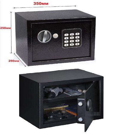 Качественный сейф 35х25х25см. Отправляем наложенным платежом