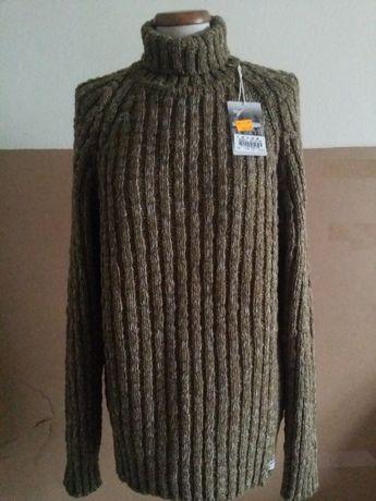 Camisolas de lã grossa