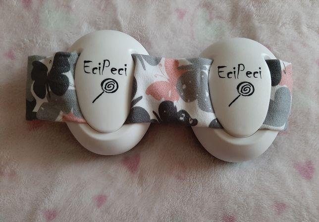 Słuchawki ochronne wygluszajace eci peci dla dzieci ecipeci