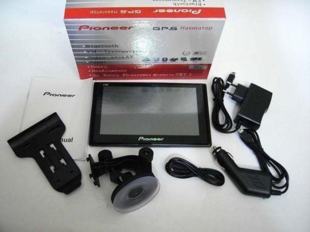 "Карты navitel igo навигатор Сенсорный екран планшет gps Pioneer 7"""