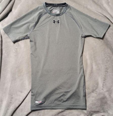 Under armour compression heatgear Компрессионная спортивная футболка