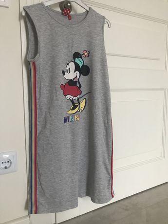 Сарафан Disney, платье для девочки 11-12 лет 146-152 см