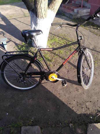 Велосипед- круїзер Kettler Alu Rad. 26 колеса.