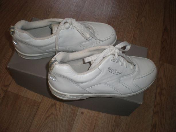 Кроссовки кожаные, белые (новые) Easy Spirit