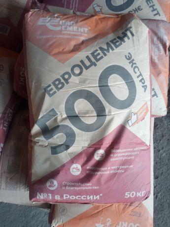 Евро цемент М 500
