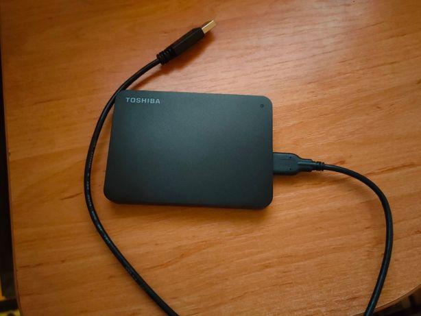 Dysk zewnętrzny Toshiba Canvio Basics 1TB USB 3.0