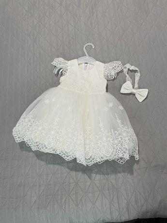 Хрестильна сукня, хрестини, таїнство хрещення на ріст 68 см