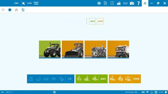 Naprawa maszyn rolniczych budowlanych FENDT CASE JCB DEUTZ NEW HOLLAND