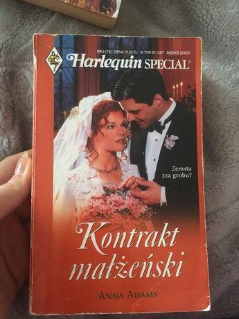 Kontrakt małżeński książka