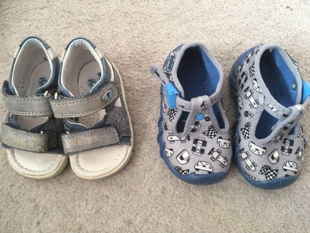 Buty sandały kapcie 18