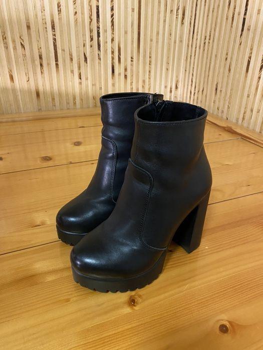 Зимние женские ботинки Киев - изображение 1