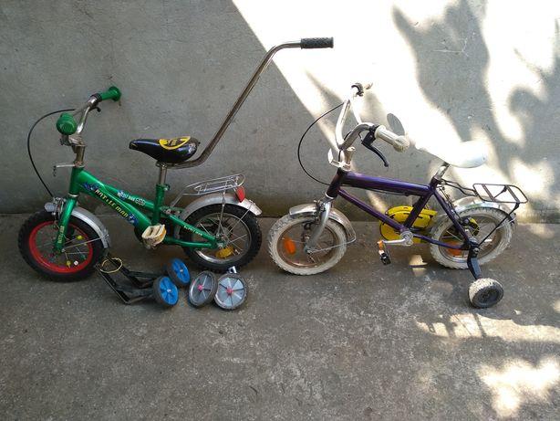 Rowerek dziecięcy x2
