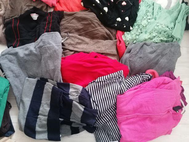Paka zestaw Swetry bluzki koszulki 38 M