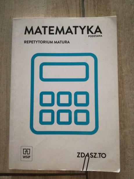 Repetytorium Matura, Matematyka Podstawa, WSiP