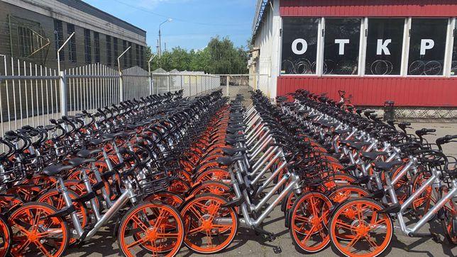 Мега распродажа велосипедов Mobike - Акция - Гарантия + Документы