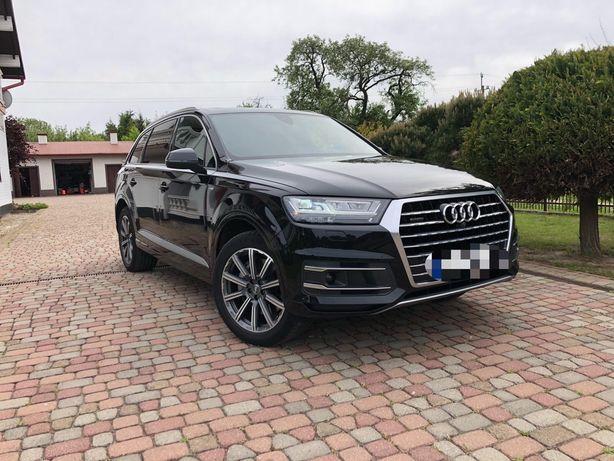 Audi Q7 s-line, pelne wyposazenie, f Vat, zamiana