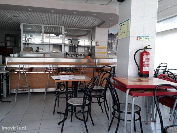 Café Bar Completo! Pronto para Trabalhar!