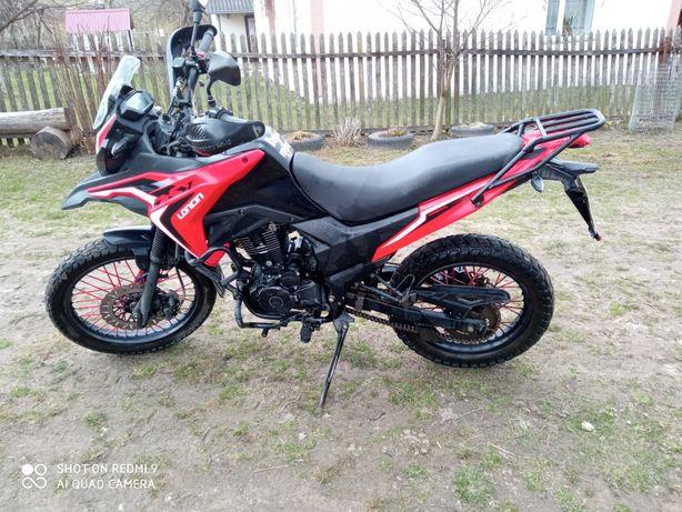 мотоцикл Loncin lx200 gy7-a