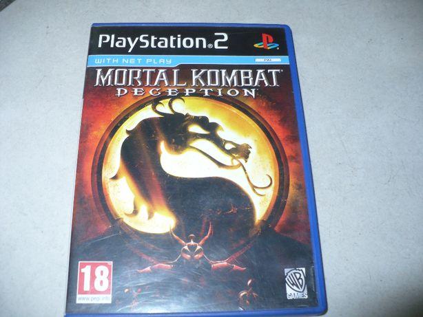 Mortal Kombat na Ps2