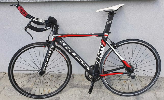 """Kross Vento 2.0 tr Rower czasowy triathlonowy shimano 105 """"M"""""""