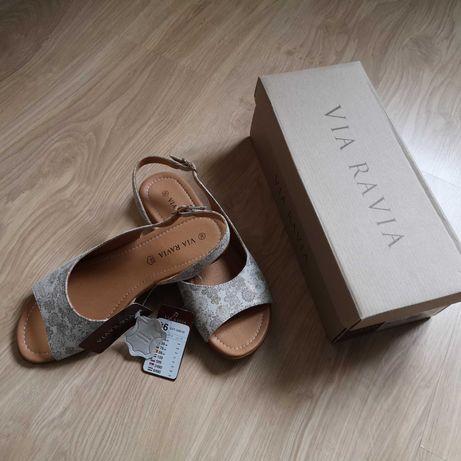 Sandały damskie rozmiar 36