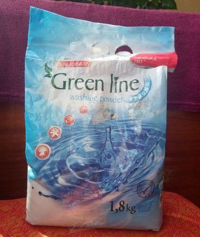 Універсальний пральний порошок Green Line