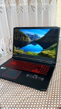 Ноутбук ACER Nitro 5  17,3 Core i5 10300H 16 ОЗУ GTX 1650 Ti 4GB