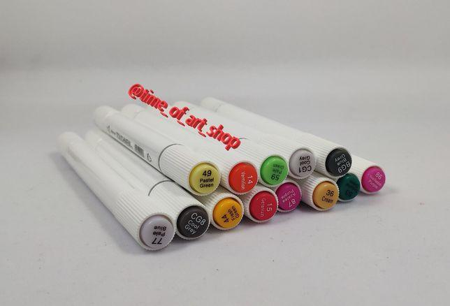 Новая серия! Маркеры TouchEight 168 цветов. TouchNew. Доставка бесплат