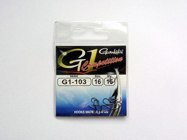 Gamakatsu G1-103 s12, 14, 16, 18, 20