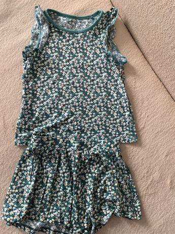 Літній костюм для дівчинки,фірми Next