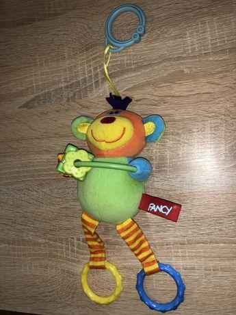 Развивающая игрушка обезьянка лоло подвеска Fancy