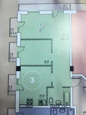 Продаётся 2-х комнатная квартира на Таирова
